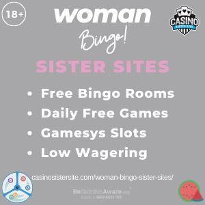 Pin On Sister Sites Largest Bingo Casino Index