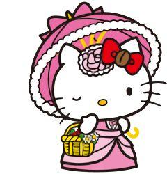 Hello Kitty การ ต น ไอเด ยสต กเกอร สต กเกอร น าร ก