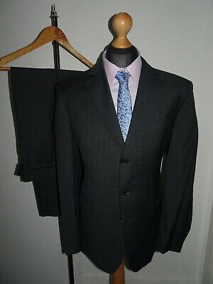 Sponsored Ebay Vgc Austin Reed Mens Suit 2 Piece Single Breasted Grey Wool Size 42r W36 L29 5 Suits Mens Suits Linen Suit