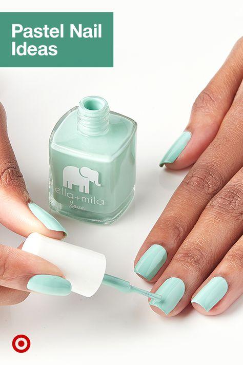 Pastel Nail Ideas