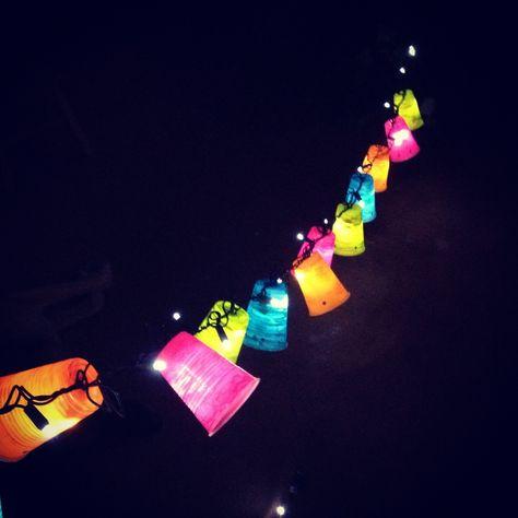 DIY camper lights !!