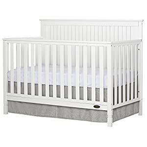 Dream On Me Alexa 5 In 1 Convertible Crib Convertible Crib Cribs Inflatable Toddler Bed