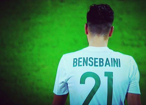 Un grand matche de Bensebaini 💚