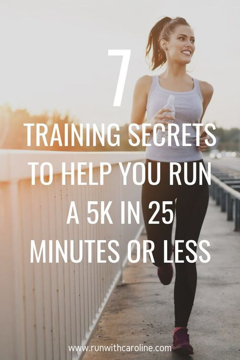 5k is one of my favourite distances. I've spoken a lot about 5k races on my blog, mainly Parkun! Running a 5k in 25 minutes or less should not be underestimated. There's a decent amount of training that needs to go into your training plan in order to get you where you want to be.