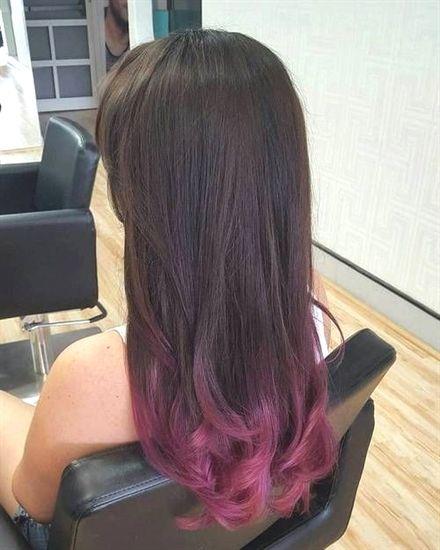 Burgundy Dip Dye For Dark Brown Hair Ombrehair Black Hair Ombre Dip Dye Hair Dipped Hair