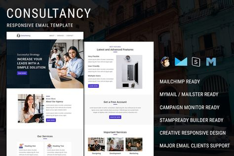 Consultancy - Email Template