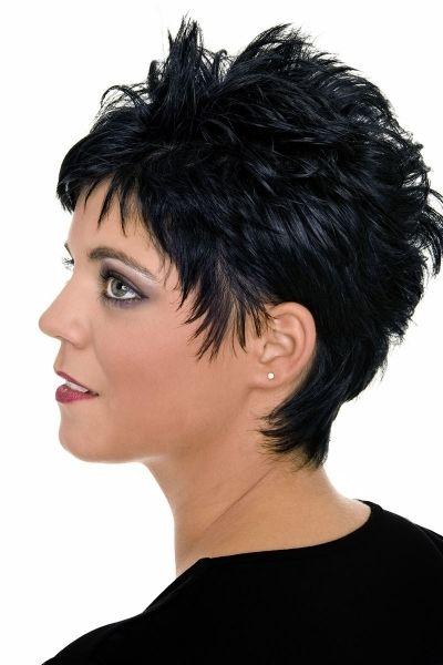 Kurzhaarfrisuren Schwarz Rot Stile | Hair Style Women | Hair ...