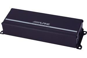 Alpine Ktp 445u Power Pack Compact 4 Channel Car Amplifier 45 Watts Rms X 4 Car Amplifier Custom Car Audio Car Audio