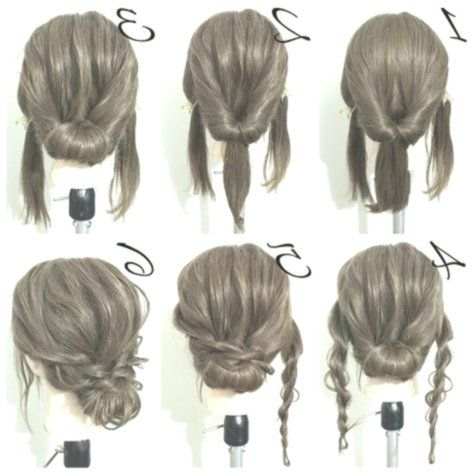 21 Super Easy Updos For Beginners Easy Bun Low Buns And Updos Guest Hair Wedding Guest Hairstyles Long Hair Styles
