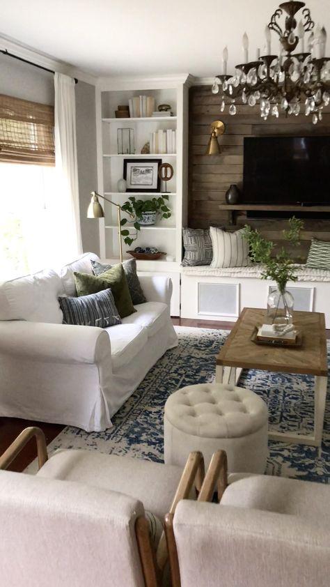 Home Bedroom, Room Decor Bedroom, Bedroom Carpet, Living Room Carpet, Bedroom Ideas, White Room Decor, Bedroom Beach, Ikea Bedroom, Home And Living