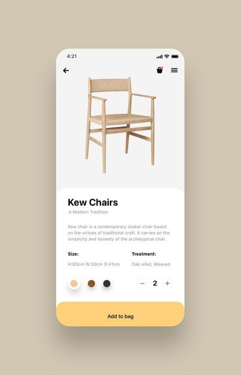 HomeCraft App UI Kit