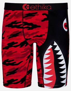 Stance Boys Staple ST Kids Boxer Briefs Black Stance Boys Boxers//Underwear