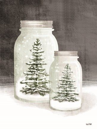 Mason Snowglobes by House Fenway in 2020 | Selling artwork, Tree