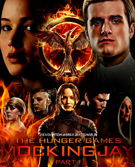 the hunger games mockingjay part 2 en streaming