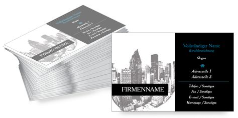 Visitenkarten Firmen Branding Branding Corporatedesign