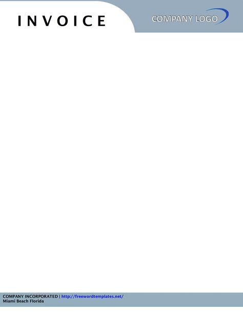 free letterhead templates - Google Search Yearbook Pinterest - free letterhead templates microsoft word