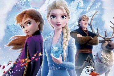Elsa Explora Suas Origens Em Novo Trailer De Frozen 2 Frozen