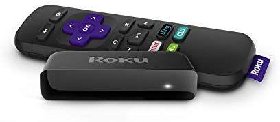 Amazon com: Roku Express | 5X more powerful HD Streaming