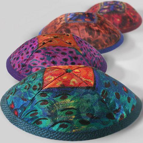 3293d9785de jewish head coverings - kippot