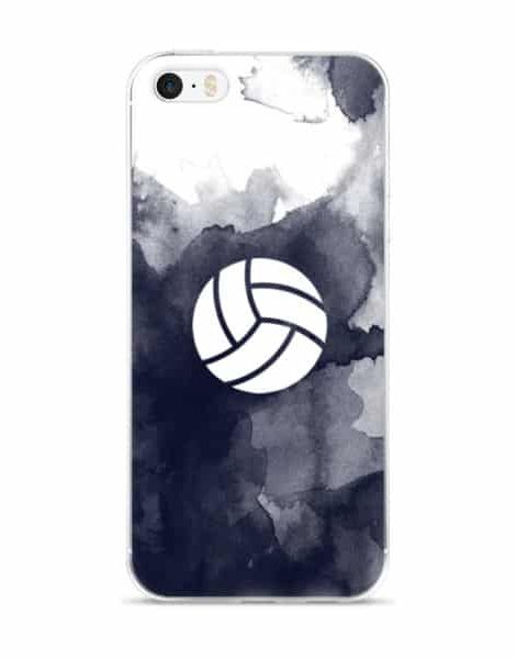 Volleyball Grey Case Iphone 5 6 Volleyball Gifts Volleyball Shirts Volleyball Humor