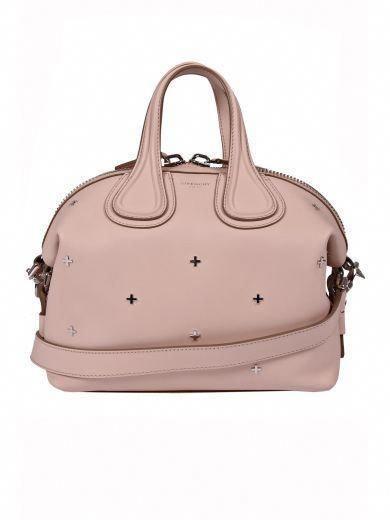 54683ff446 GIVENCHY Nightingale Medium Leather Bag.  givenchy  bags  shoulder bags   hand bags  leather