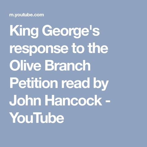 The  Best Olive Branch Petition Ideas On   American