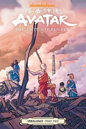 Epub Avatar The Last Airbender Imbalance Part Two Avatar The
