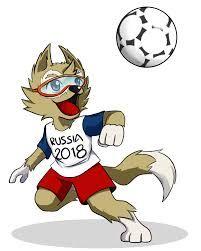 Resultado De Imagem Para Zabivaka Para Colorir Mascote Da Copa