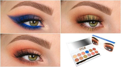 3 Looks 1 Palette | Juvias Place Warrior 3 in 2020