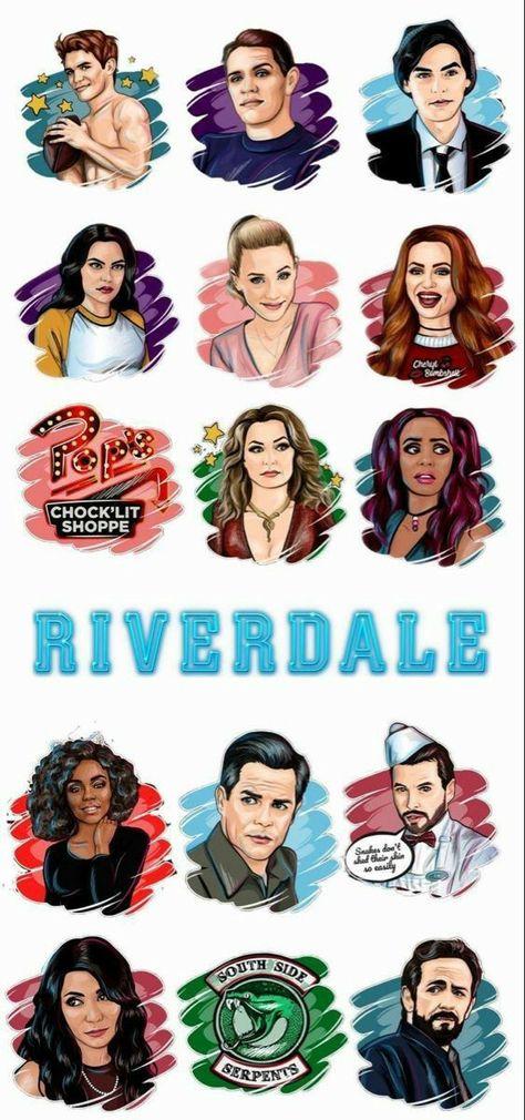 Sfondi Riverdale