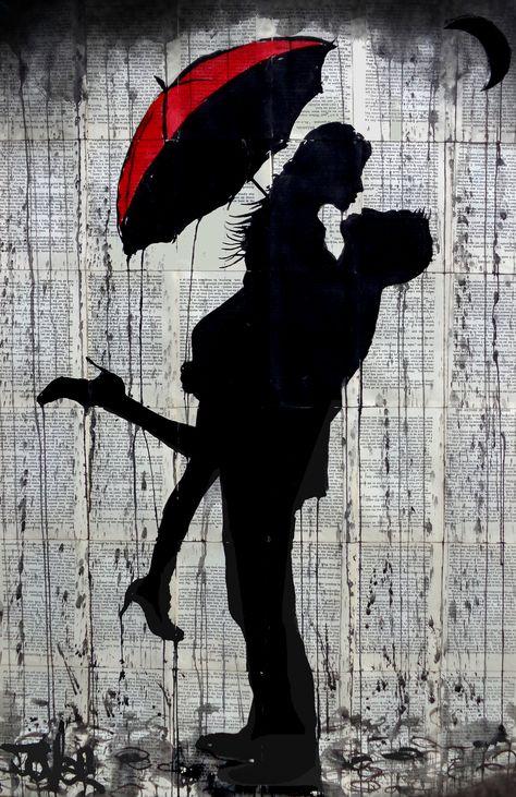 LOVE AND RAIN redo commission USA