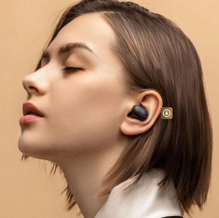Original Xiaomi Redmi Airdots S Earphone Tws Bluetooth Headphone Low Lag Mode Stereo Gaming Headset Beats Wireless Earbuds Bluetooth Headphones Gaming Headset