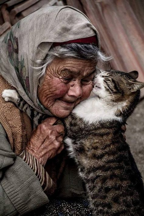 When You Found It In Them! Love and Care-We Make Life By What We Give... #cats #catlovers #catbestfriend