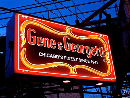 Chicago, IL - Gene & Georgetti - Any meat & don't forget the cottage fries & onion rings.