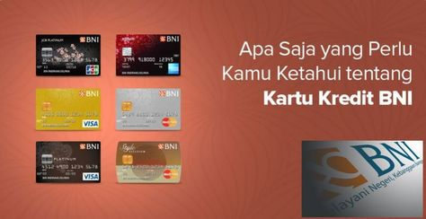 62 Best Kartu Kredit Images Credit Card Balance Transfer Credit