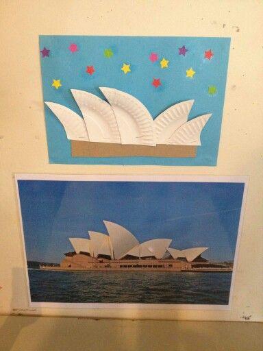 Australian Flag Craft For Kids Around The World Preschool Theme