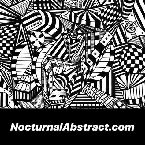NOCTURNAL ABSTRACT ART GALLERY – NOCTURNAL ABSTRACT 222