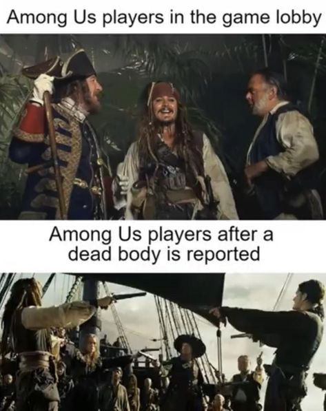50 'Among Us' Memes For Sus Imposters and Crewmates