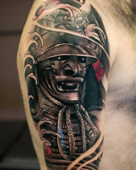 100 Japanese Samurai Tattoos Designs For Men 2020 Samurai