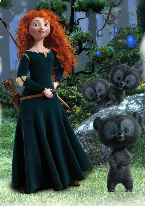 Merida Diese 9 Pixar-Filme haben eine tiefe psychologische Bedeutung!