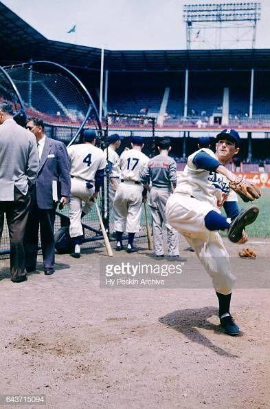 Rookie Pitcher Sandy Koufax Of The Brooklyn Dodgers Plays Catch An Picture Id643715094 393 594 Pixels B Sandy Koufax Baseball Award Baseball Stadium