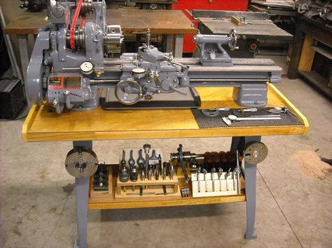 "The ultimate South Bend 9"" Model A lathe-----SOLD! - US $4,000.00 (Hepler, Kansas) 
