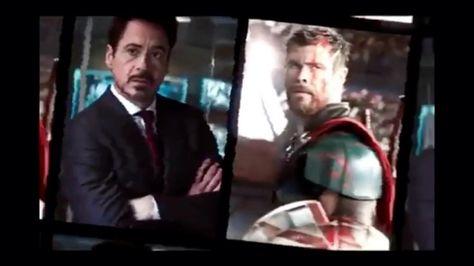 iron man > thor edit