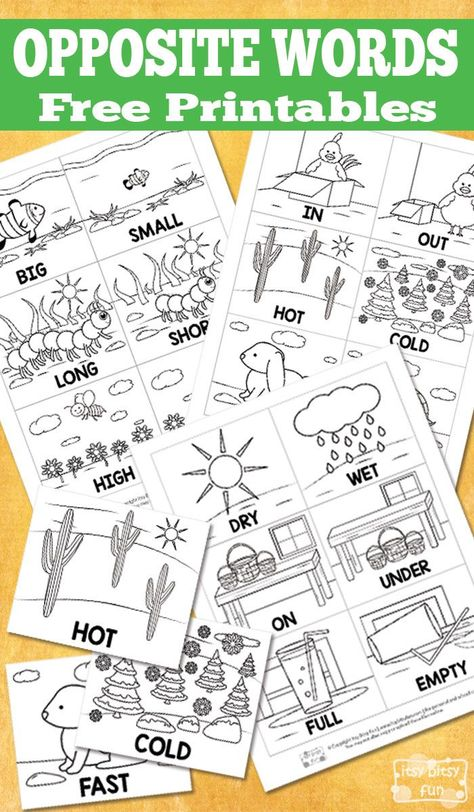 3 in 1} Free Kids Printables   Kid printables, Color sheets and ...
