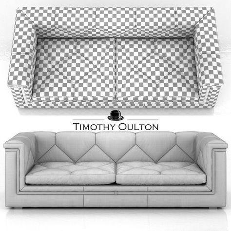 Gatsby Sofa By Timothy Oulton