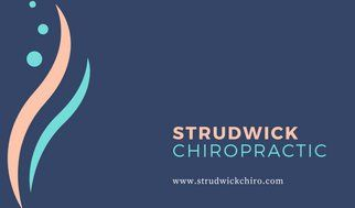 Blue Simple Chiropractic Business Card Free Printable Business Cards Printable Business Cards Premium Business Cards