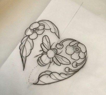 Best tattoo heart flower mom 38 Ideas #tattoo