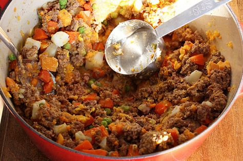 Beef Stew | Quick & Healthy DIY Pet Food by Homemade Recipes at http://homemaderecipes.com/specialty/pets/10-homemade-dog-food-recipes/