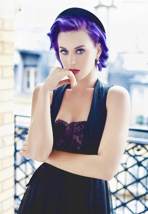 Pin By Dara A On Hair Style Hair Color Purple Dark Purple Hair Color Dark Purple Hair