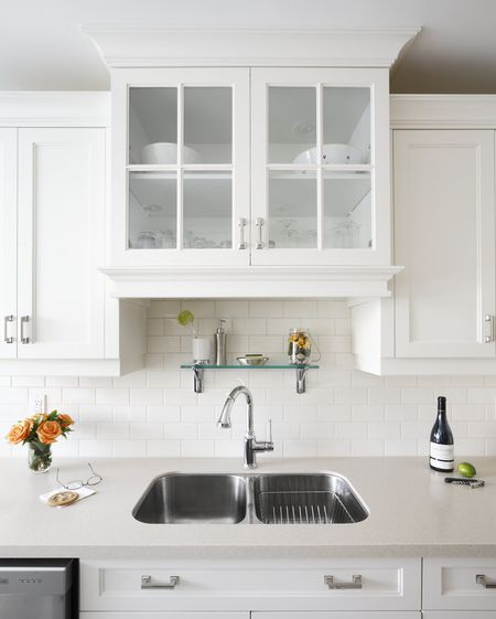 Decorating Ideas For Window Over Kitchen Sink